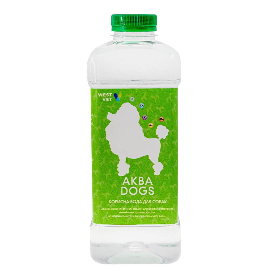 Корисна вода для собак «АкваDogs»