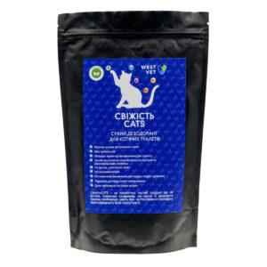 Дезодорант для котячих туалетів «Свіжість Cats»